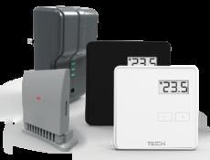 TECH automātikas un termostati