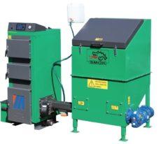 Biomasas / šķeldas apkures iekārtas